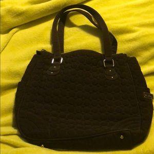 Vera Bradley Shoulder Bag - Chocolate Brown